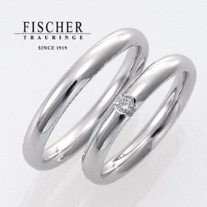 シンプルな鍛造作りの結婚指輪は大阪梅田garden