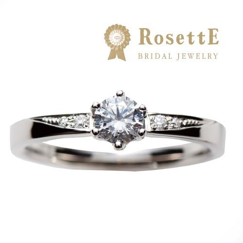 幅が広い太い婚約指輪は関西最大級ブライダルリング専門店大阪のgarden梅田
