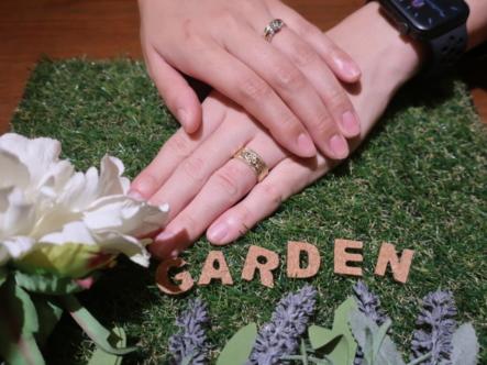 Makanaの結婚指輪 大阪府