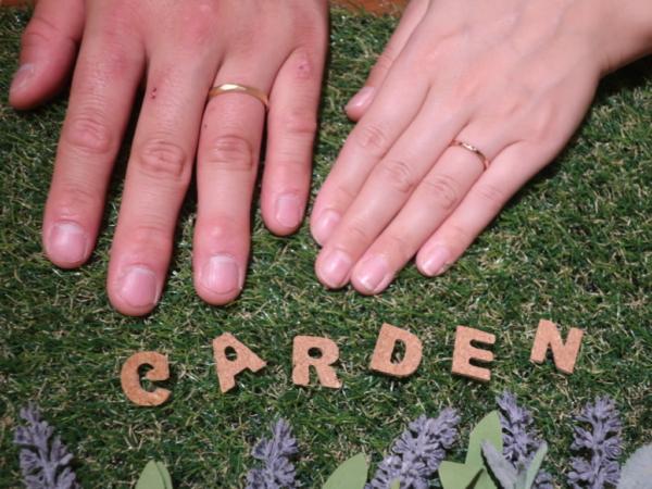 RosettE の結婚指輪 京都府福知山市
