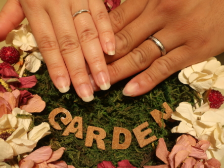 FISCHERの結婚指輪 兵庫県尼崎市