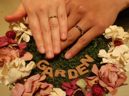 FISCHERの結婚指輪 大阪府大阪市
