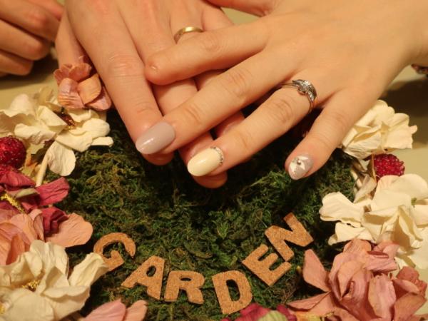LAPAGEの婚約指輪と結婚指輪 大阪府堺市