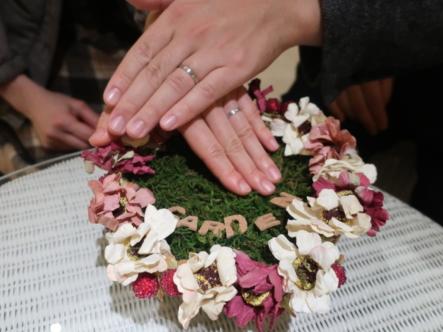 FISCHERの結婚指輪 奈良県奈良市