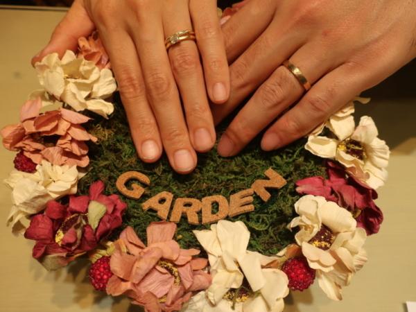 ORECCHIOの結婚指輪
