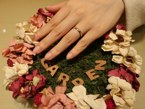 Disney Aladdinの婚約指輪
