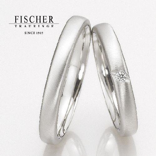 gardenで人気の結婚指輪でフィッシャーの139シリーズ