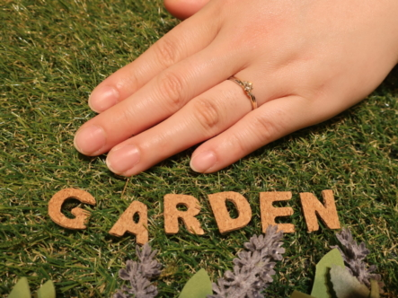 AMOUR AMULETの婚約指輪 滋賀県彦根市/犬上群