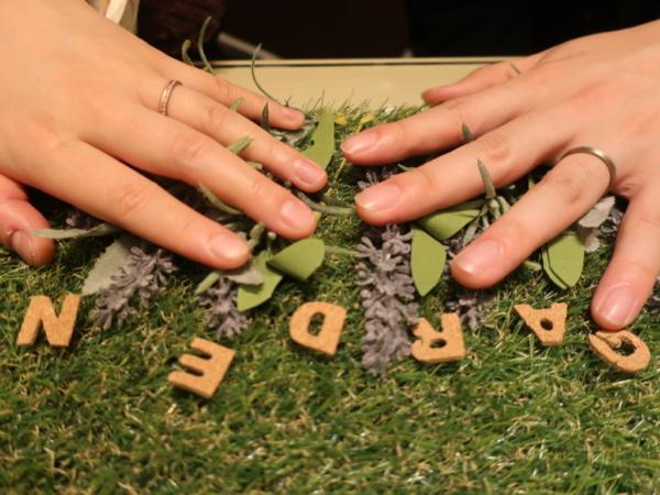 YUKA HOJOの結婚指輪