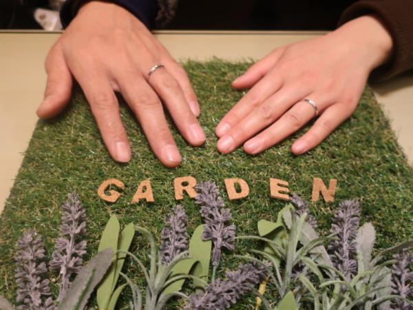 Pulitoの結婚指輪 兵庫県神戸市