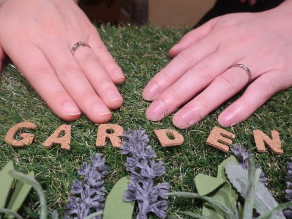 D-terraceの結婚指輪