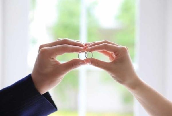 大阪市梅田結婚指輪