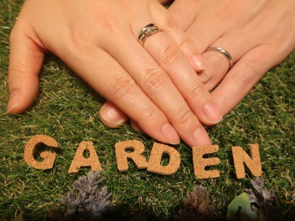 LAPAGEの婚約指輪とMariageの結婚指輪 大阪府大阪市/奈良県生駒市