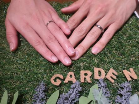FISCHERの結婚指輪 徳島県