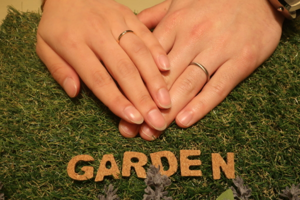 FISCHER結婚指輪 大阪市東淀川区
