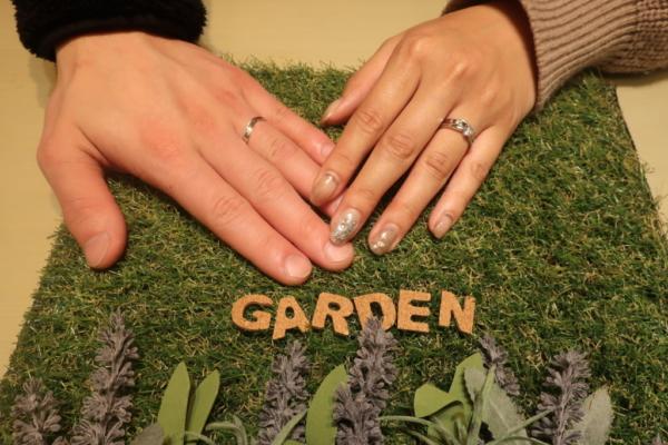 MILK&STRAWBERRYの結婚指輪 兵庫県