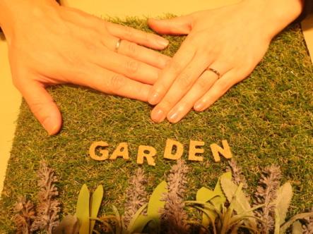 BAUMの結婚指輪 大阪府大阪市
