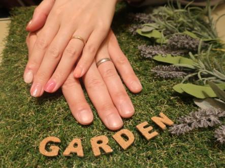 FISCHERの結婚指輪 奈良県