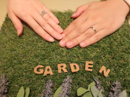 MILK&STRAWBERRYの結婚指輪 大阪府