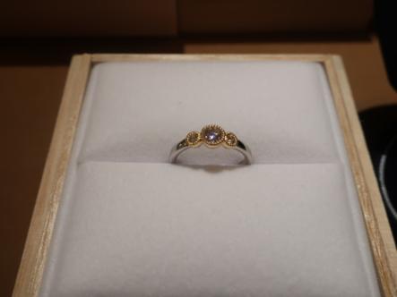 RosettEの婚約指輪 滋賀県