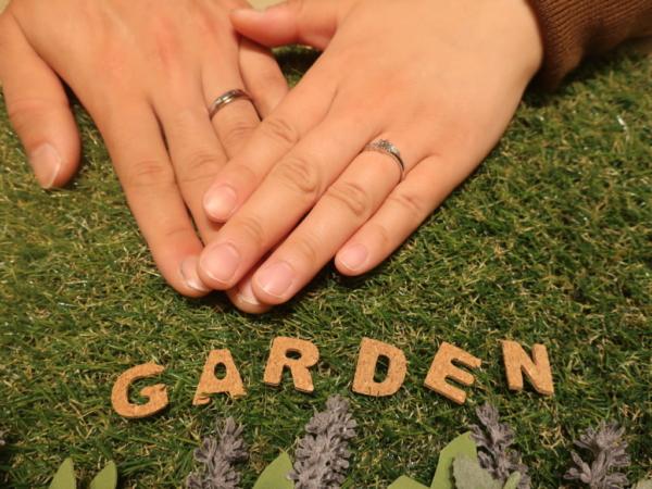 FISCHERの結婚指輪 大阪府堺市