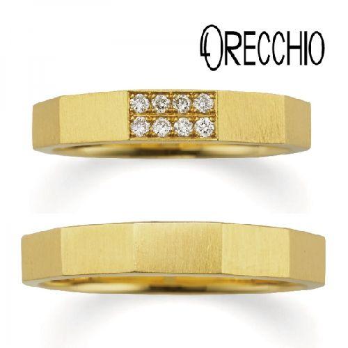 結婚指輪おしゃれオレッキオサファリコレクション