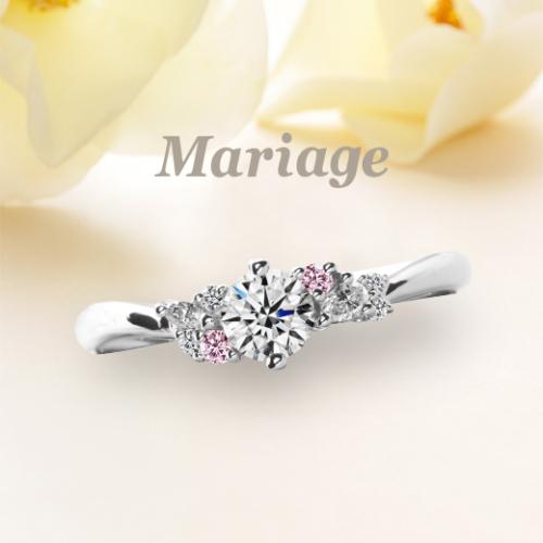 京都でプロポーズするならこの指輪でマリアージュエントのサミュゼ