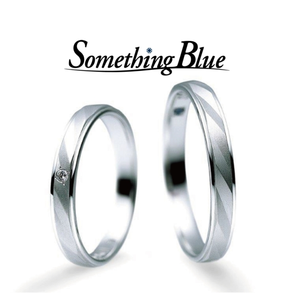 Someting Blueの結婚指輪①