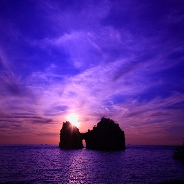 和歌山でプロポーズするなら円月島