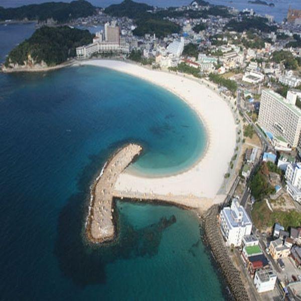 和歌山でプロポーズするなら白良浜