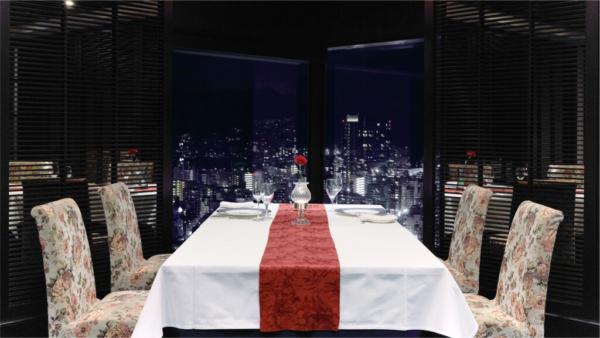 神戸でおすすめのプロポーズスポットでレストランエメラルド