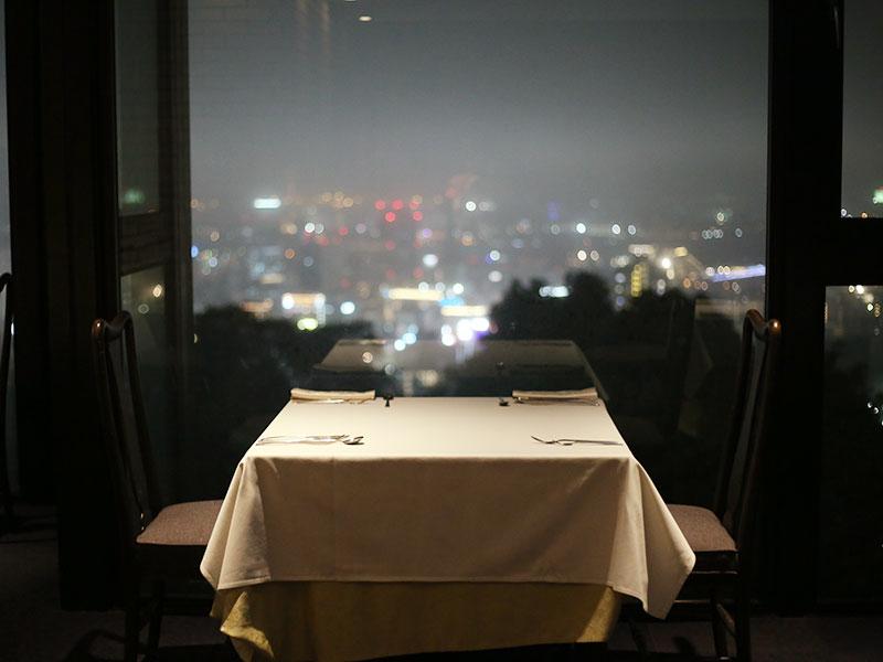 神戸のレストランでプロポーズするならGIANCALDO
