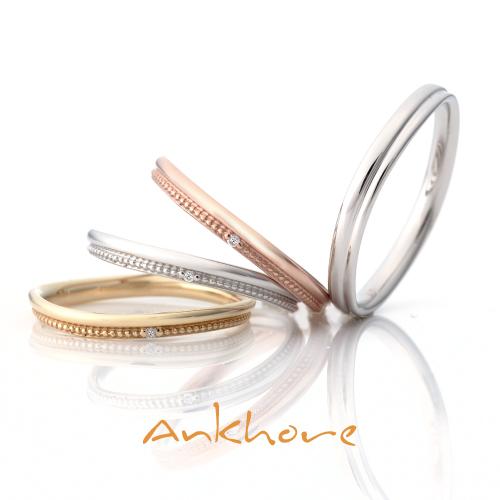 Ankuhore結婚指輪