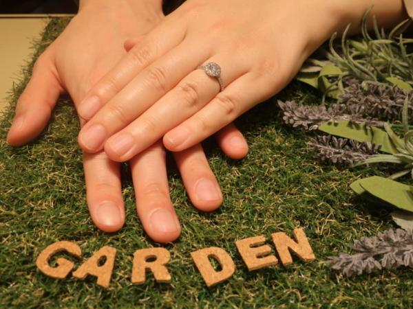 ジョイフルの結婚指輪 兵庫県