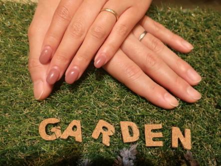 gardenオリジナルの婚約指輪とFISCHERの結婚指輪 大阪府