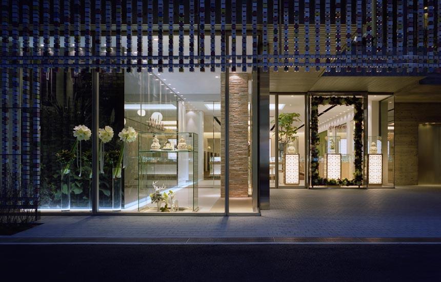 ブライダルパックの取扱店であるgarden梅田の店舗画像