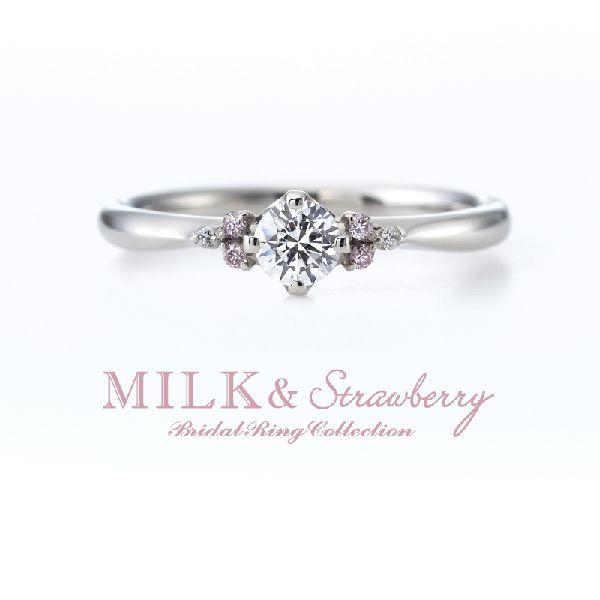 MILK&Strawberryのエステラ