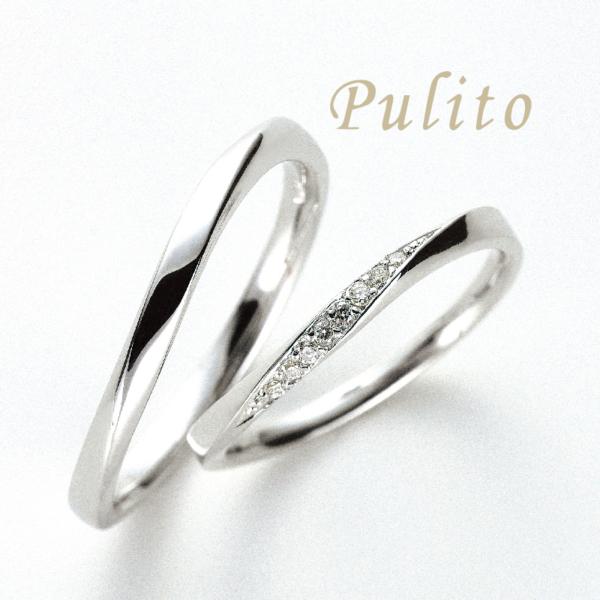 結婚指輪安いPulitoフィレンツェ