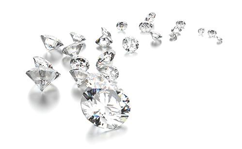 FISCHERのダイヤモンドへのこだわり