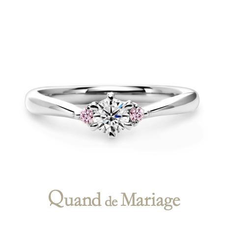 アンジュ婚約指輪高品質