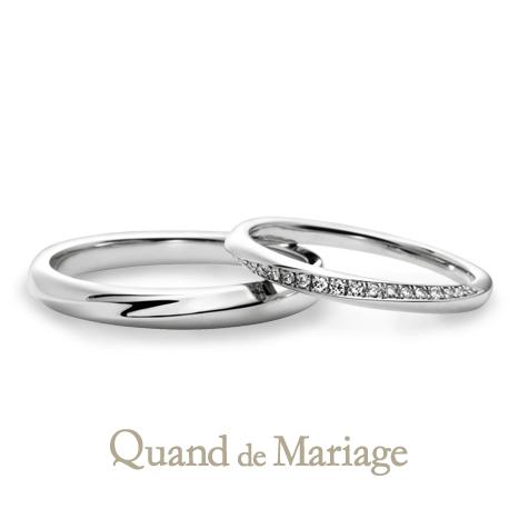 オ・ソレイユ結婚指輪高品質