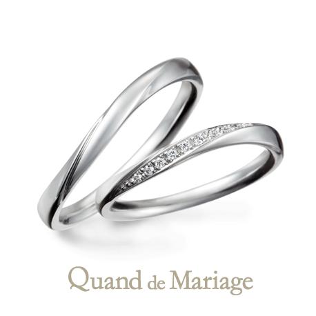 トゥジュールアンサンブル結婚指輪