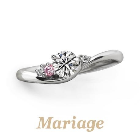 マリアージュエント高品質ダイヤモンド