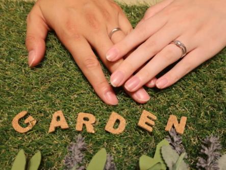 Mariage entの結婚指輪 奈良県