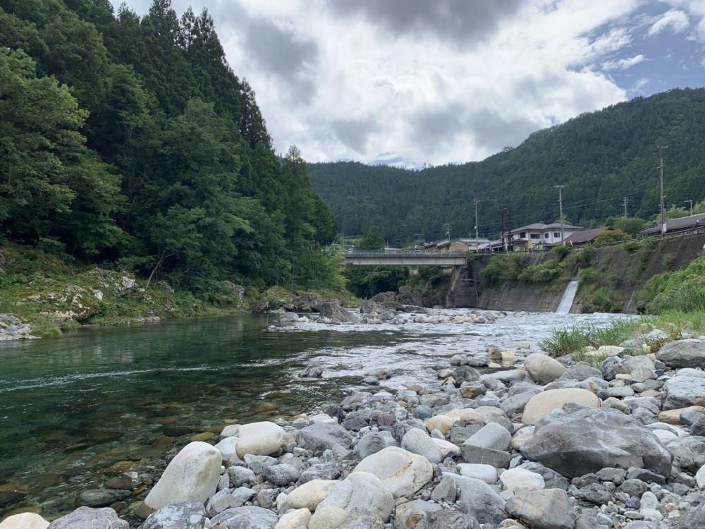 奈良のプロポーズスポットで天の川