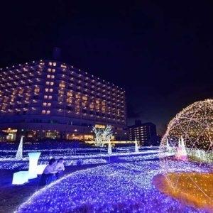 大阪gardenのサプライズプロポーズ 古賀の井リゾート&スパ