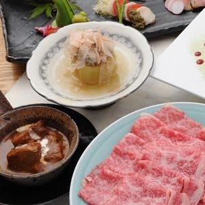 大阪のサプライズプロポーズ 京都牛懐石 「稲吉」