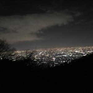大阪のサプライズプロポーズ 生駒山