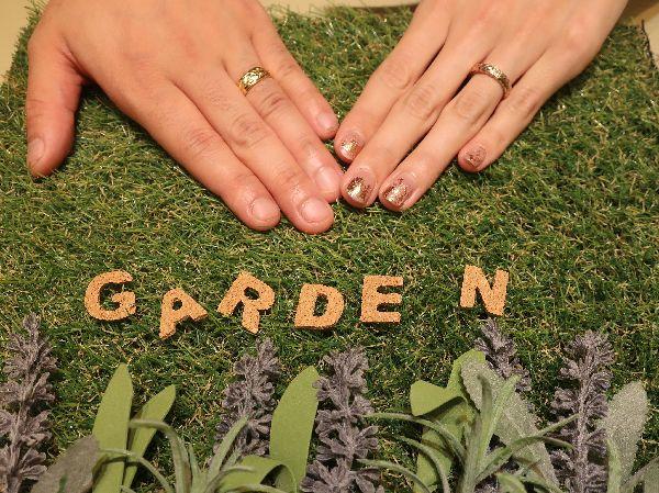 Makanaの結婚指輪garden梅田