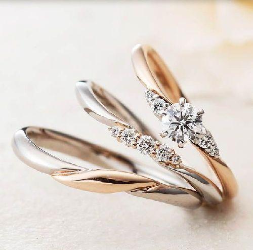 プロポーズにおすすめの婚約指輪ブランドアムールアミュレット